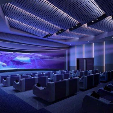 Вентиляция кинотеатров