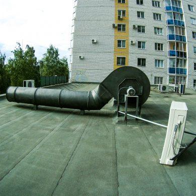 Противодымная вентиляция в Воронеже