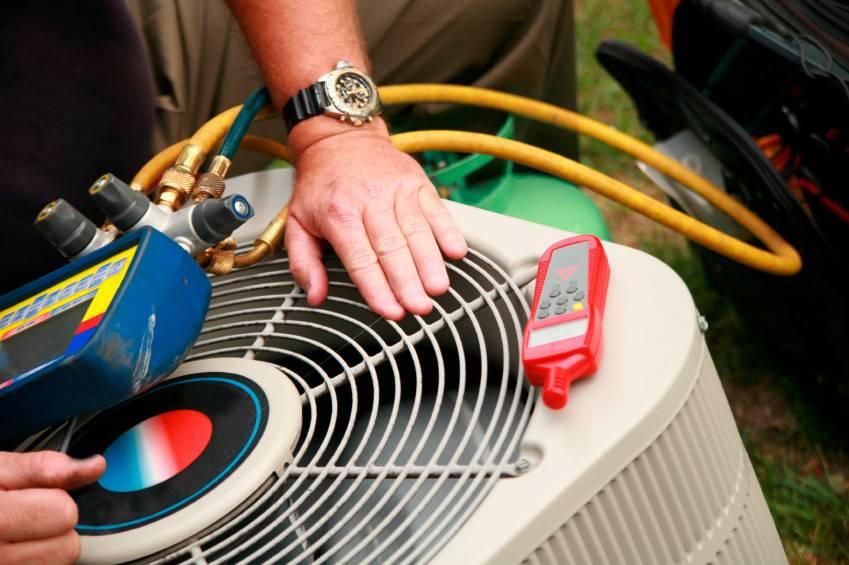 Обслуживание вентиляционного оборудования